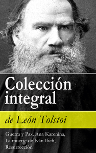Colección integral de León Tolstoi