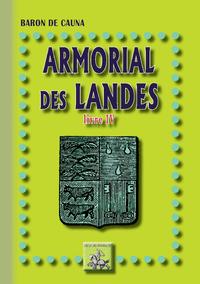 Armorial des Landes