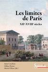 Livre numérique Les limites de Paris (xiie-xviiiesiècles)