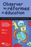 Livre numérique Observer les réformes en éducation