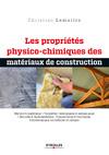 Livre numérique Les propriétés physico-chimiques des matériaux de construction
