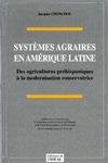 Livre numérique Systèmes agraires en Amérique latine