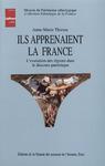 Livre numérique Ils apprenaient la France