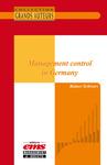 Livre numérique Management control in Germany