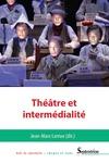 Livre numérique Théâtre et intermédialité