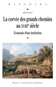 Livre numérique La corvée des grands chemins au xviiie siècle