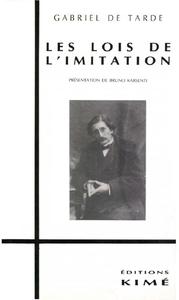 LES LOIS DE L'IMITATION
