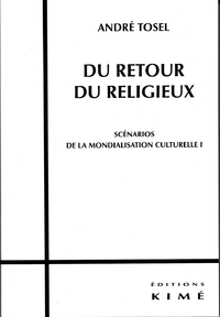 DU RETOUR DU RELIGIEUX