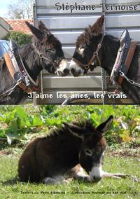 Livre numérique J'aime les ânes, les vrais