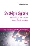 Livre numérique Stratégie digitale