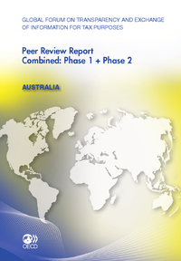 Global Forum on Transparency and Exchange of Information for Tax Purposes Peer Reviews:  Australia 2