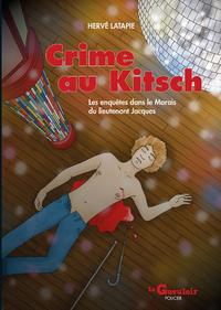 Livre numérique Crime au Kitsch