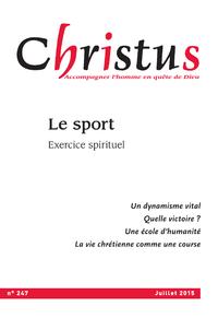 Christus Juillet 2015 - N°247