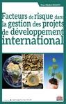 Livre numérique Facteurs de risque dans la gestion des projets de développement international