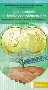 Livre numérique Une monnaie nationale complementaire