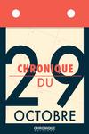 Livre numérique Chronique du 29 octobre