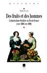 Livre numérique Des fruits et des hommes