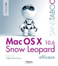 Mac OS X Snow Leopard efficace, VERSION 10.6