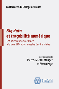 Livre numérique Big data et traçabilité numérique