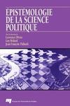 Livre numérique Épistémologie de la science politique