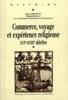 Livre numérique Commerce, voyage et expérience religieuse