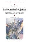 Livre numérique Société, sociabilité, justice