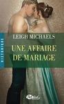 Livre numérique Une affaire de mariage