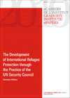 Livre numérique The Development of International Refugee Protection through the Practice of the UN Security Council
