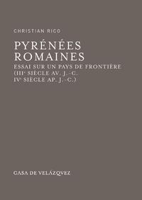 Livre numérique Pyrénées romaines