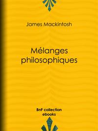 M?langes philosophiques