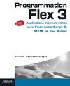 Livre numérique Programmation Flex 3