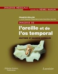 Livre numérique Imagerie de l'oreille et de l'os temporal
