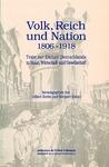 Livre numérique Volk, Reich und Nation 1806-1918