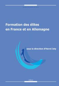 Livre numérique Formation des élites en France et en Allemagne