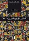 Livre numérique Filosofia sociale e politica