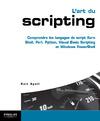 Livre numérique L'art du scripting