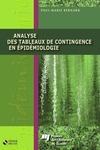 Livre numérique Analyse des tableaux de contingence en épidémiologie