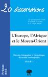 Livre numérique Géodynamique continentale de l'Europe, de l'Afrique, du Proche et du Moyen-Orient