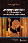 Livre numérique Commenter et philosopher à la Renaissance