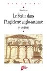 Livre numérique Le festin dans l'Angleterre anglo-saxonne