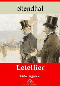 Letellier – suivi d'annexes