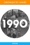 Livre numérique Chronique de l'année 1990