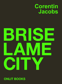 Livre numérique Brise Lame City