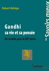 Livre numérique Gandhi sa vie et sa pensée