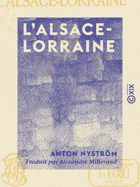L'Alsace-Lorraine