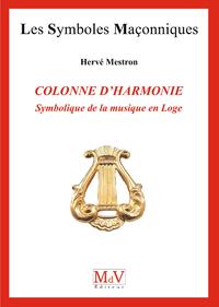 Livre numérique N.75 Colonne d'harmonie, symbolique de la musique en loge