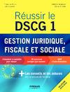 Livre numérique Réussir le DSCG 1 - Gestion juridique, sociale et fiscale