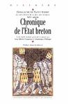 Livre numérique Chronique de l'État breton
