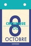 Livre numérique Chronique du 8 octobre