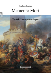 Image de couverture (Memento Mori Tome I : Le sceptre ou l'épée)